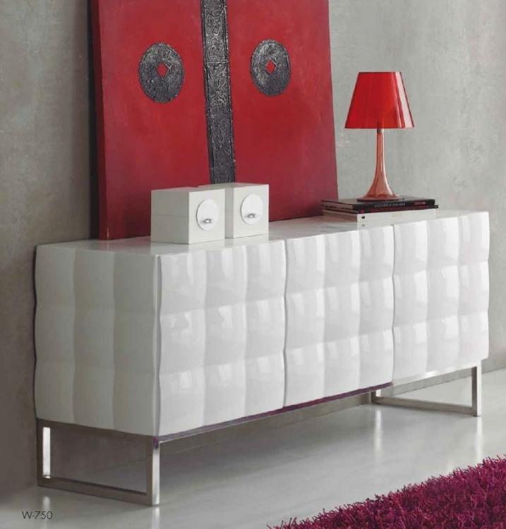 Aparador solido dise o moderno marbella malaga for Aparador salon moderno