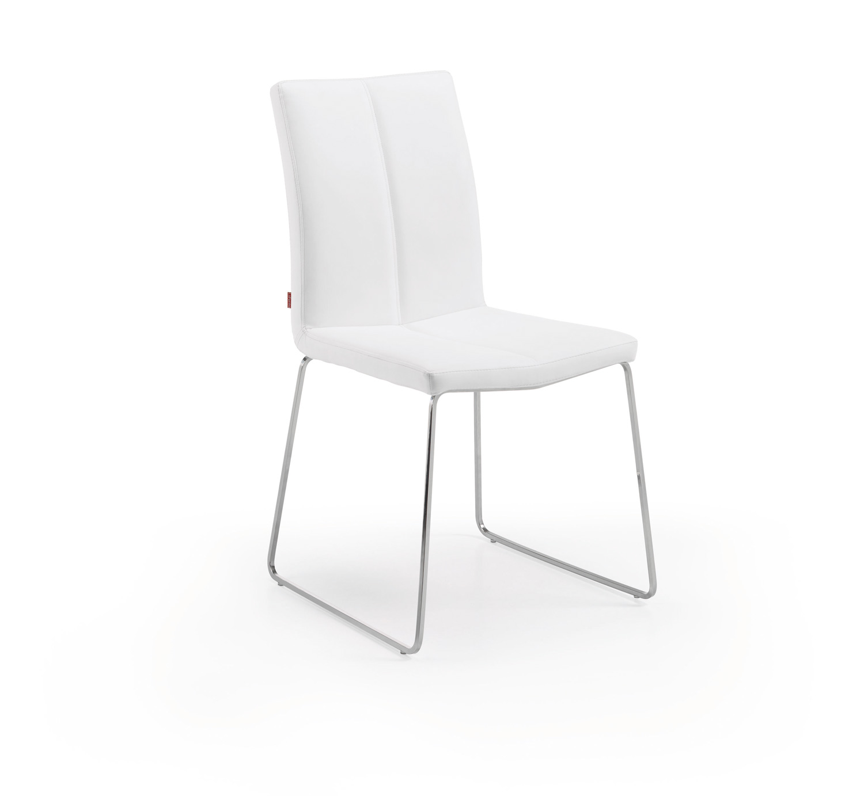 Silla simple. - Silla de diseño sencillo y moderno.