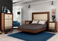 Juego de Dormitorio Vintage 2 - Juego de Dormitorio Vintage Compo 2, fabricado en madera de alta calidad, excelentes detalles.