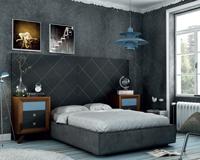 Juego de Dormitorio Vintage 6 - Juego de Dormitorio Vintage Compo 6, fabricado en madera de alta calidad, excelentes detalles.