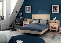 Juego de Dormitorio Vintage 8 - Juego de Dormitorio Vintage Compo 8, fabricado en madera de alta calidad, excelentes detalles.
