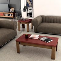 Mesas de centro Vintage MC110 o MR60 - Mesas de centro o Rincon Vintage MC110/MR60, fabricado en madera de alta calidad, excelentes detalles.