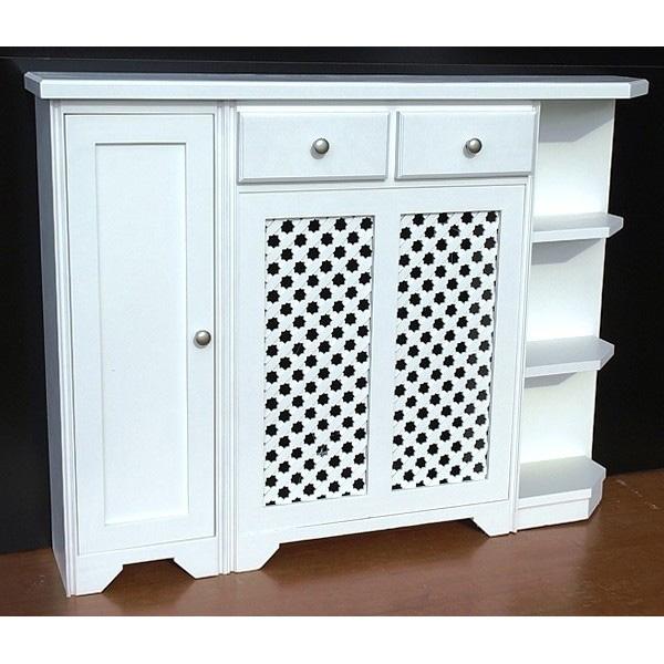 Muebles para tapar radiadores excellent groupon goods - Muebles para cubrir radiadores ...