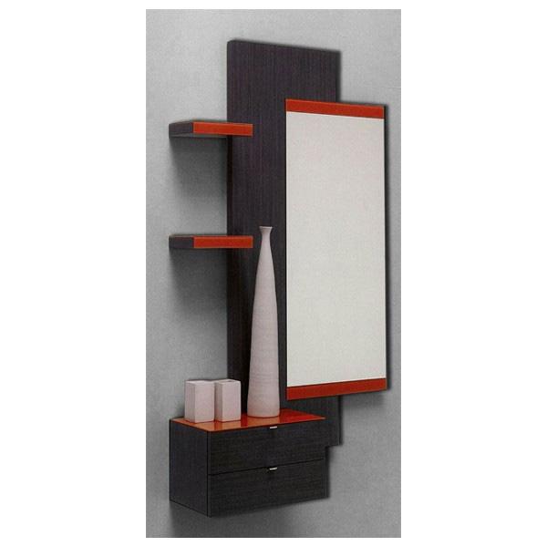 Recibidores con cajones madrid for Espejos de entrada modernos