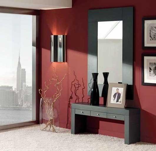 Espejos luna con marco entradas consolas en oferta 2012 for Espejos para comedor madera