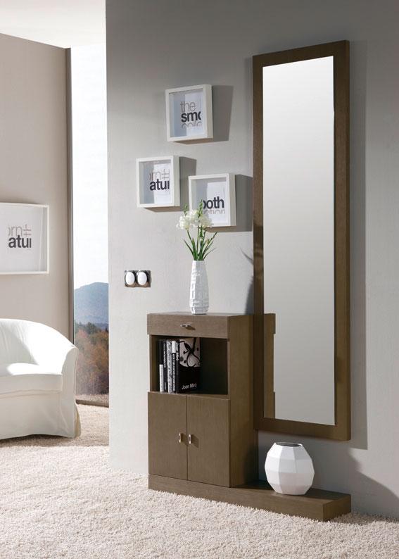 espejos largos verticales consola taquillero transporte