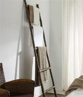 Colgador de toalla de bamboo - Colgador de toalla de bambú