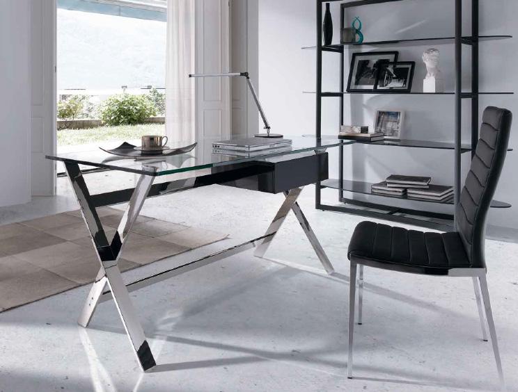 Escritorio patas cruzadas - Mesas escritorio ...