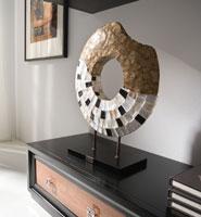 Escultura Saturn - Escultura Saturn