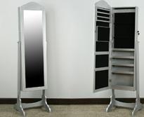 Espejo de pie Joyero 3 - Espejo de pie y Joyero o galán