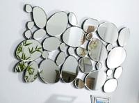 Espejo composición de diseño - Esejo rectangular