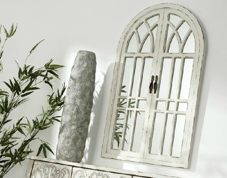 Espejos con forma de ventana - Espejos con formas ...