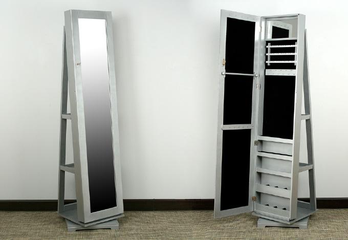 Espejo de pie Joyero 1 - Espejo de pie y Joyero o galán