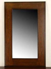 Espejo de pino CARPE