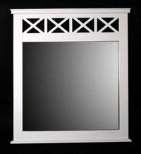 Espejo de pino blanco CARPE - Espejo de pino blanco CARPE