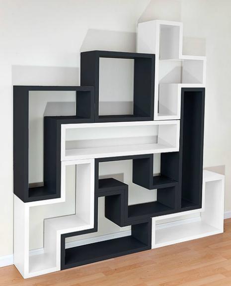 Ofertas en estanter as de madera madrid for Ofertas de muebles en madrid