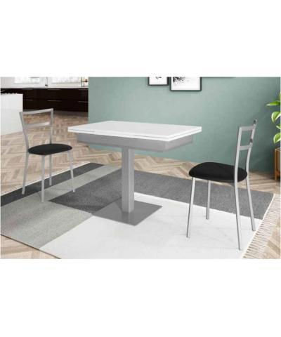 Mesa cocina extensible Bering laminada