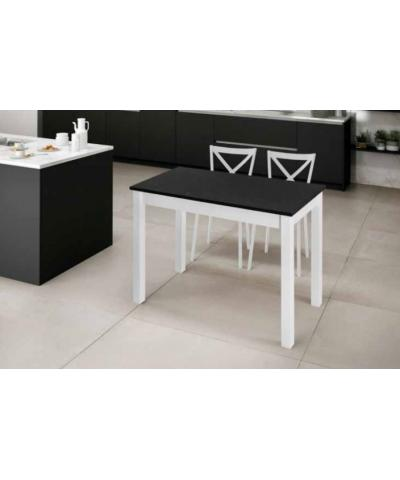 Mesa configurable de cocina fija Boston laminada