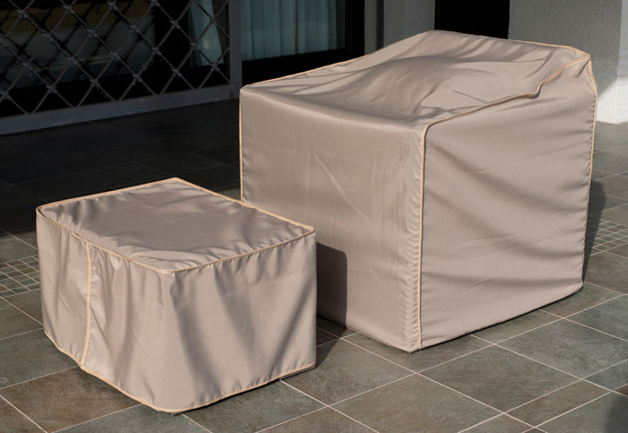 Fundas para sofás huitex de exteriores - Fundas protectoras para sofás de intemperie