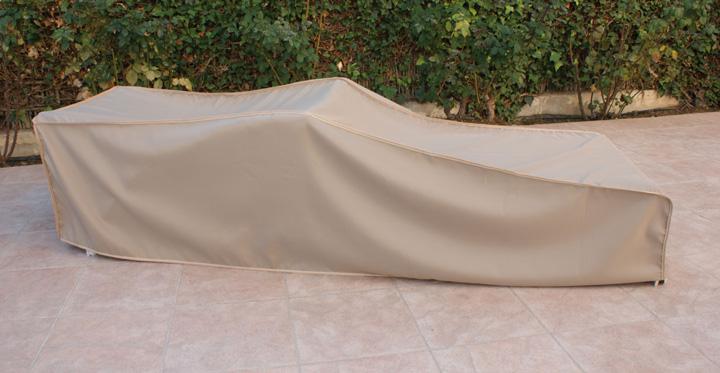 Fundas para tumbonas y camas de exteriores - Fundas protectores para tumbonas y camas de exterior