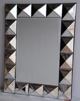 Espejo veneciano 15 - Medidas: 90 x 70 cm