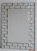 Espejo veneciano 17 - Medidas: 80 x 60 cm