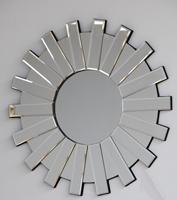 Espejo veneciano 14 - 70 cm diámetro