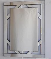 Espejo veneciano 10 - Tamaño: 80 x 60 cm