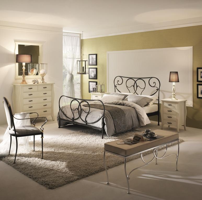 Dormitorio de forja Capricho - Dormitorio de forja Capricho