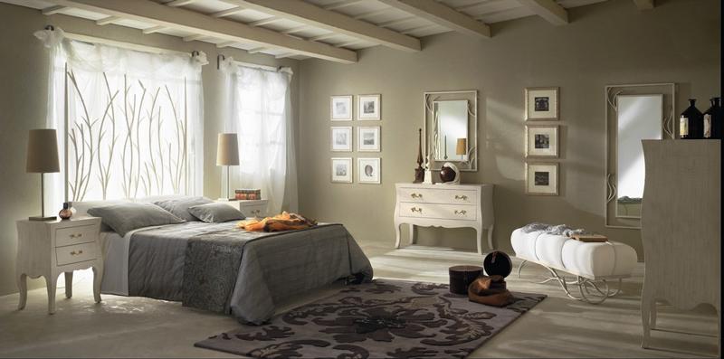 Dormitorio de forja Deva - Dormitorio de forja Deva