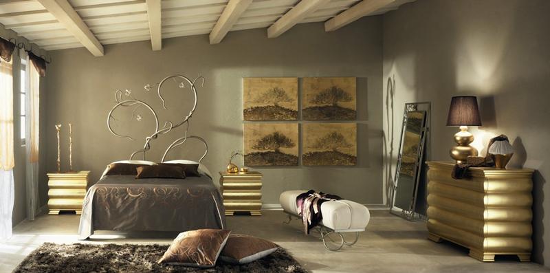 Dormitorio de forja Hedro - Dormitorio de forja Hedro