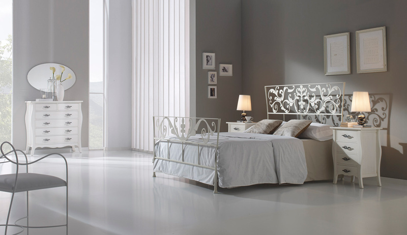 Dormitorio de forja Hesperia - Dormitorio de forja Hesperia