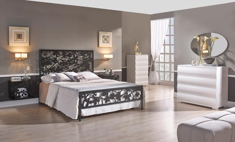 Dormitorio de forja Loty - Dormitorio de forja Loty