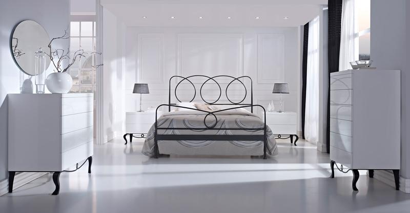 Dormitorio de forja Omnia - Dormitorio de forja Omnia