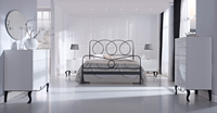 Dormitorio de forja Omnia
