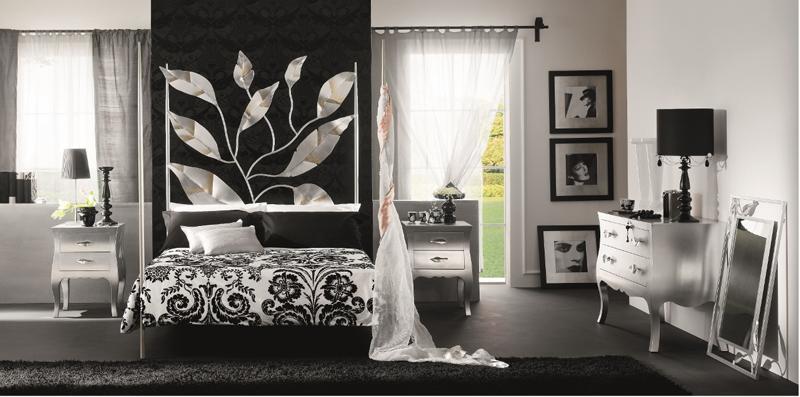 Dormitorio de forja Zira - Dormitorio de forja Zira