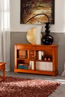 Librero Adrian - Librero Adrian fabricado en cerezo macizo
