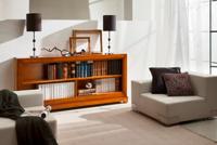 Librero Alexander - Librero Alexander fabricado en cerezo macizo