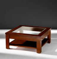 Mesa de centro Lucignolo - Mesa de centro Lucignolo fabricado en cerezo macizo
