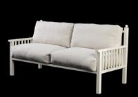 Sofá y sillón de Barras - Sofá y sillón de forja modelo Barras