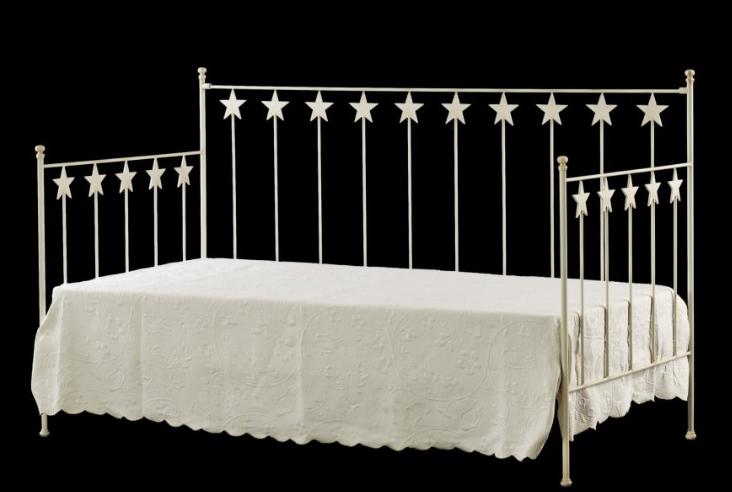 Sof cama estrella estructura de forja - Estructura sofa cama ...