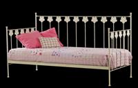 Sofá cama Margarita - Sofá cama Margarita estructura de forja