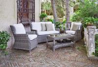 Set sofás de lujo para exteriores 8 - Máximo lujo, calidad y durabilidad