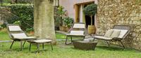 Juego de sillones y sofá para exteriores 18 -  Cojunto de sillones y sofá para estancias exteriores