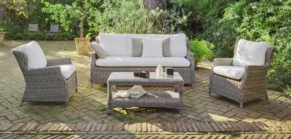 Set sofás y mesa de lujo para exteriores 9 - Máximo lujo, calidad y durabilidad