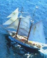 Cuadro de un velero - Cuadro impreso
