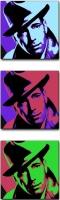 Colección Pop Art Bogart - Cuadro impreso