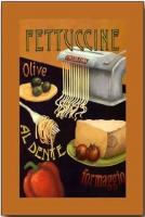 Colección Bodegones Fetuccine - Cuadro impreso