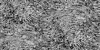 Colección Abstracto Huella - Cuadro impreso