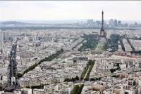 Colección Ciudades París - Cuadro impreso